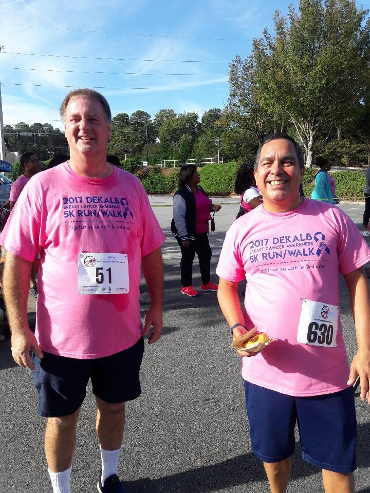2017 Breast Walkers